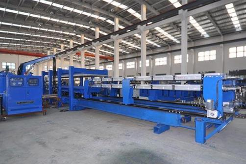 Discontinous PU Sandwich Panel Line