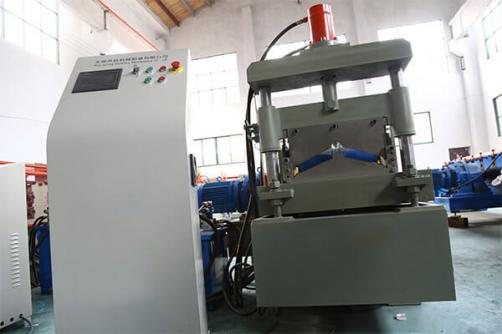 Ridge Capping Machine