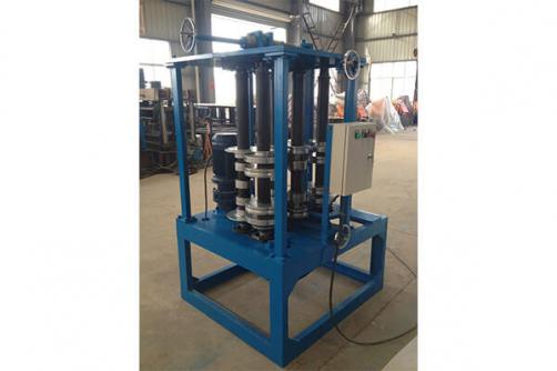 Roller Crimping Curving Machine