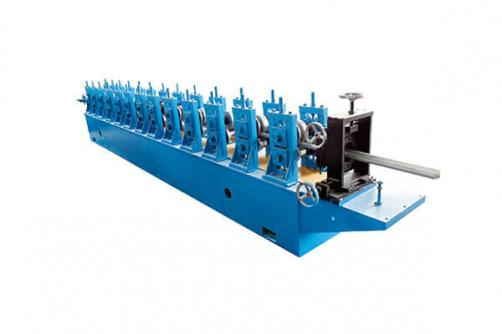 Track Rails Forming Machine
