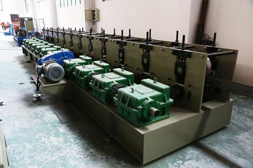 U Channel Roll Forming Machine