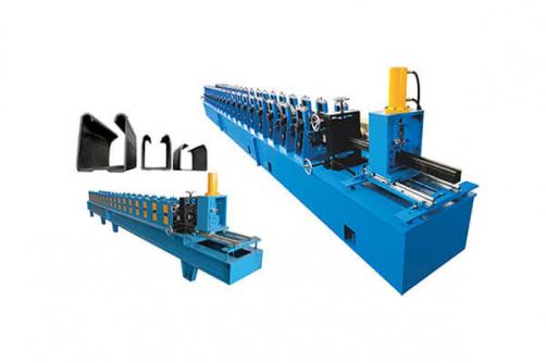 U  Channel Series Forming Machines