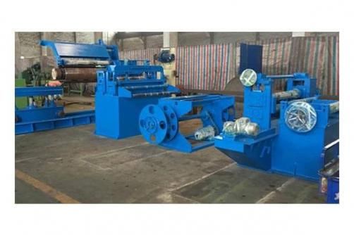 ZJX0.2-1.5X1250 Simple Hydraulic Slitting Line