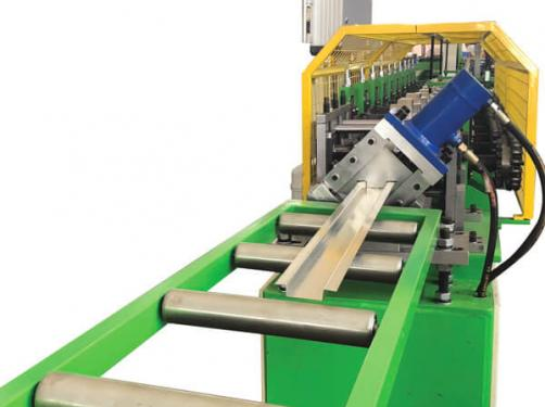 Roof Batten Roll Forming Machine