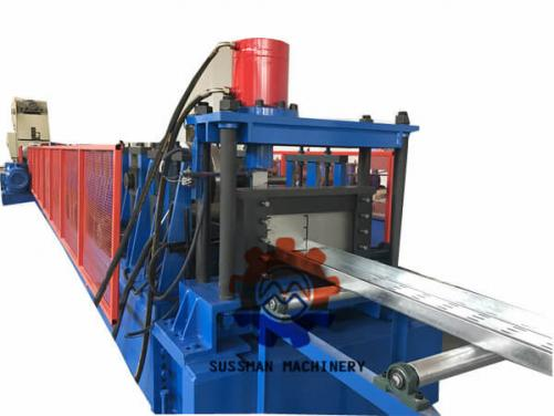 100-600mm Adjustable Cable Tray Making Machine
