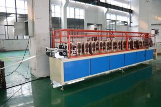 Drywall stud track roll forming machine