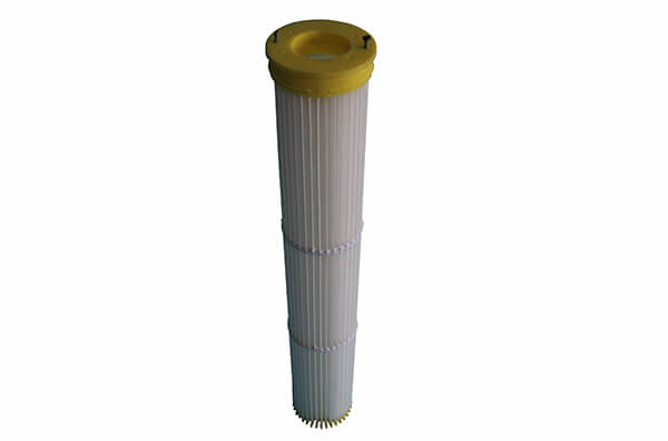 Two Bolt Thread Filter Cartridge
