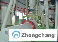 Special aquafeed (shrimp feed pellet and expanded feed) production line