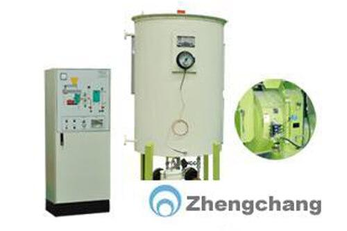 Pellet Mill Gate Lid Spraying System