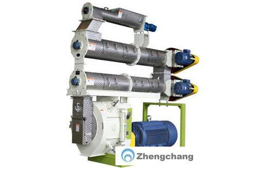 SZLH558D Top-grade Pellet Mill