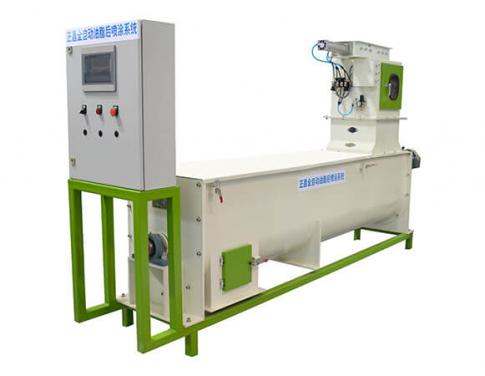 ZC - SYPL Automatic Oil Post Coating System