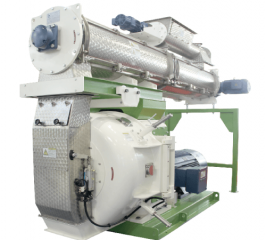 SZLH 678DW High efficiency Pig Feed Pellet Mill