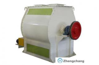 Single Shaft Blade Mixer (Specialized model for compound fertilizer)