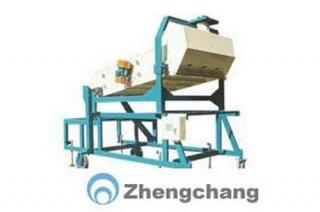 Mobile Vibrating Cleaning Sieve