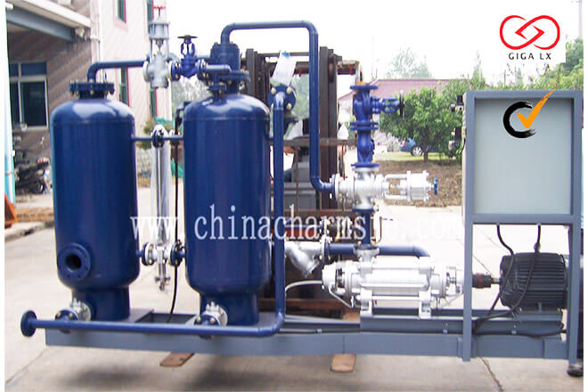 LXC-CWRS Condensate Water Recycle System and Boiler