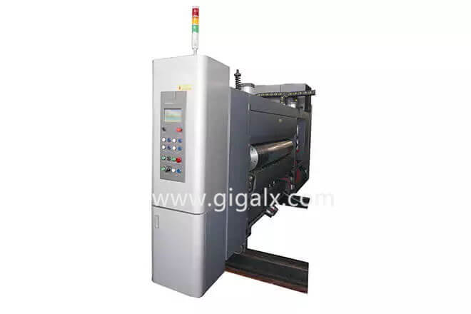 High Quality LX-707 4 Colour Flexo Printing Machine Automatic Box Packing And Making Machinery