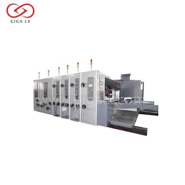 GIGA LX 308 Carton Box Digital Flex Printing Machine Price