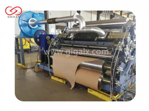 LXC-280S Single Facer Corrugated Machine