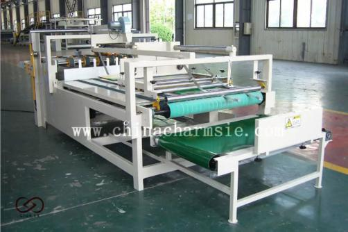 LX-PM SEMI-AUTOMATIC FOLDING & GLUING MACHINE