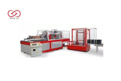 High-Speed Noodles Paper Lunch Box Making Forming Machine