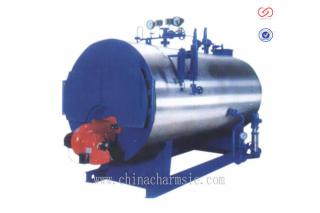 LXC-FOGB Fuel Oil (Gas) Boiler in Corrugated Cardboard Production Line