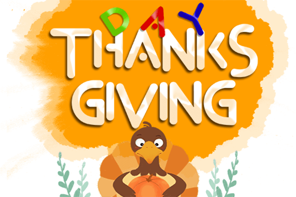 Thanksgiving | Thank you all the way!
