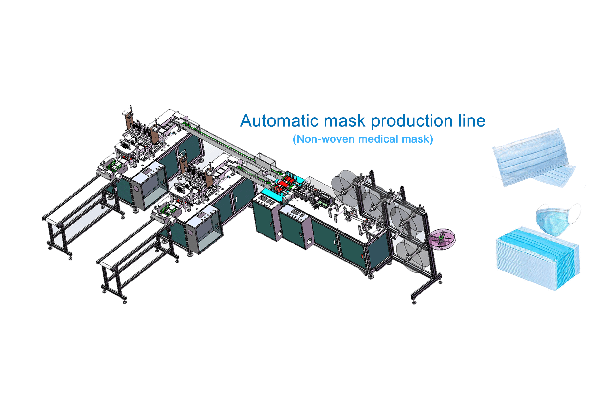 One-For-Two Smart Mask Machining Custom Contract