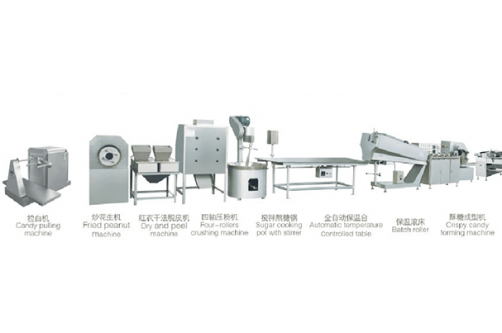 Crisp Sugar Production Line HTL-T408