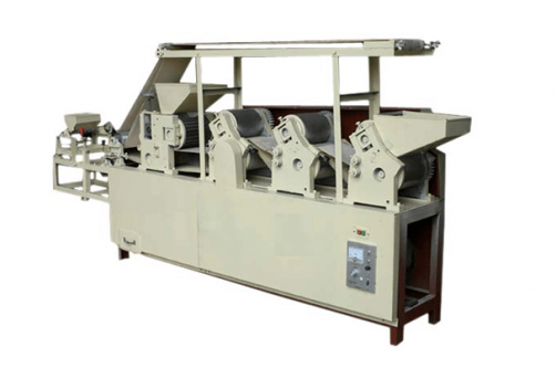 Roll Cutting Biscuit Forming Machine