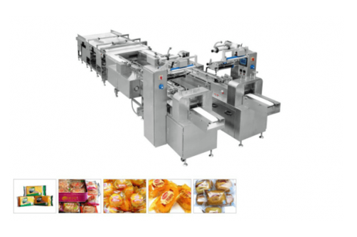 Automatic Feeder And Packaging Machine HTL-1000-2