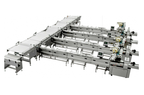 Sunken Automatic Material Line