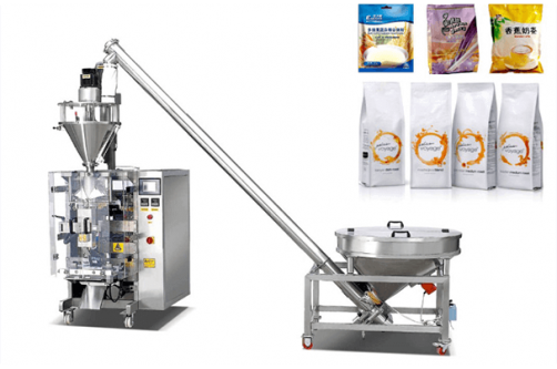 Screw Powder Automatic Packaging Machine