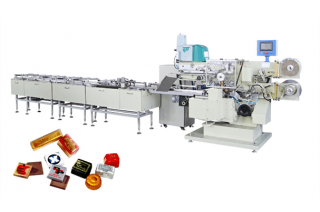 Chocolate Candy Folding Wrapping Machine Z360