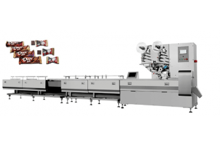 Intelligent Multi-Servo High-Speed Automatic Material Packaging Line HTL-1000-1