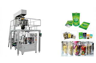 Bag Type Automatic Packaging Machine HTL-G6 (G8)