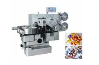 Candy Double Twist Wrapping Machine HTL-S800