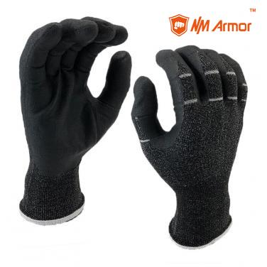 2019 NEW ARRIVAL Ultra Flex Foam Nitrile Coating Negative Ions Gloves-NY1350F-UF