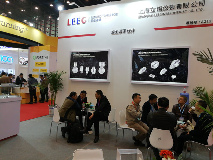 LEEG is participating in the World Sensor Conference
