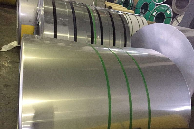 316L Cold Rolled Stainless Steel Coil