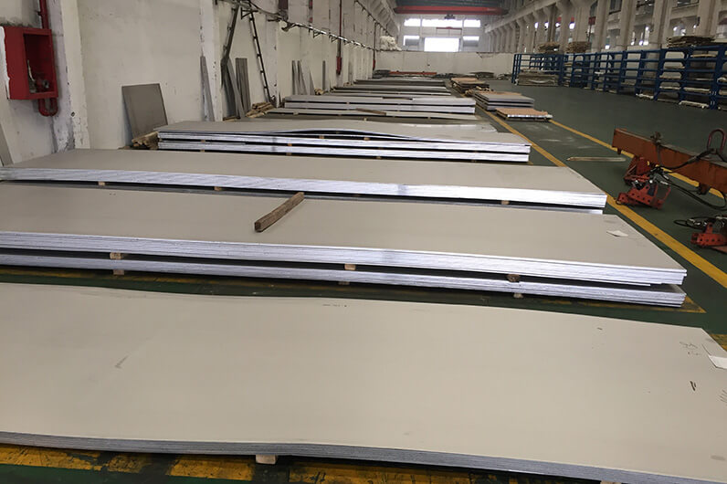 201 Hot Rolled Stainless Steel Sheet