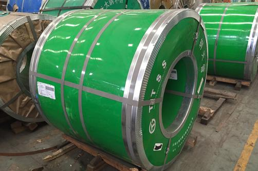 321 Cold Rolled Stainless Steel Coil
