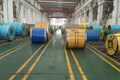 304 Hot Rolled Stainless Steel Coil