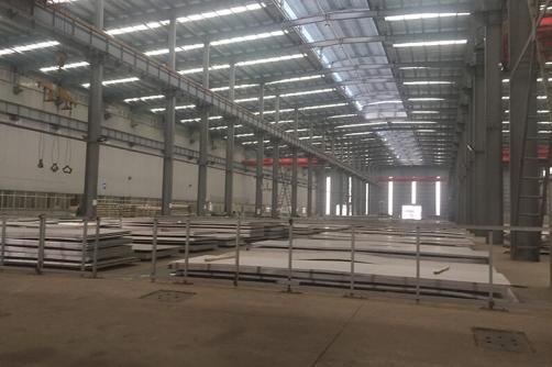 321 Hot Rolled Stainless Steel Sheet