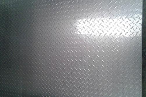 Slip Against Stainless Steel Sheet