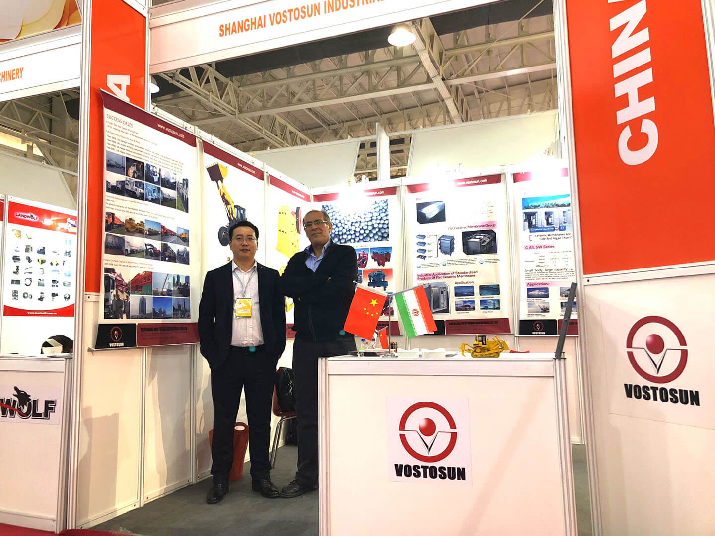 IRAN CONMIN 2018 EXHIBITION