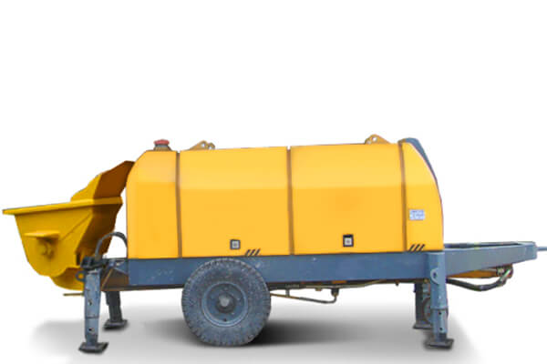 TRAILER CONCRETE PUMP HBT80.13.130RS