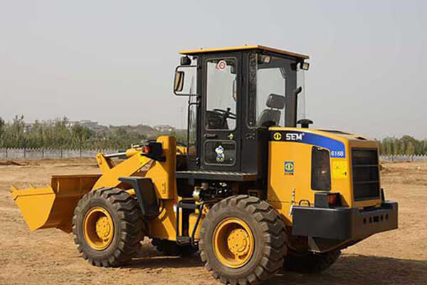 WHEEL LOADER SEM616B