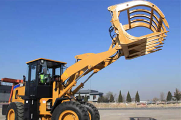 WHEEL LOADER SEM655D
