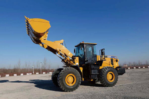 WHEEL LOADER SEM 655D