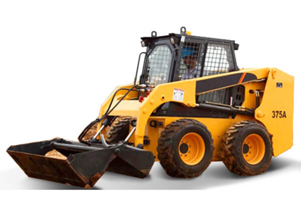 SKID STEER LOADER 355A